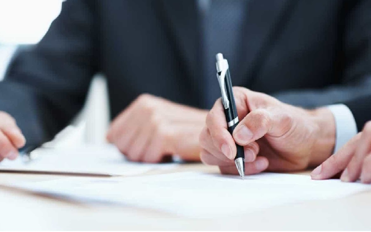 Buying and selling a home. There is a document that cannot and should not be missing
